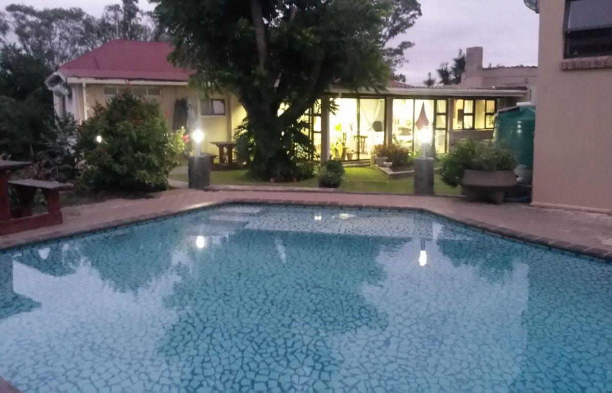 Intaka Guest House Pool